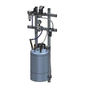 MDJ型带压力容器系统