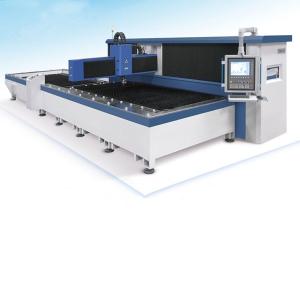 勤工悬臂光纤金属激光切割机